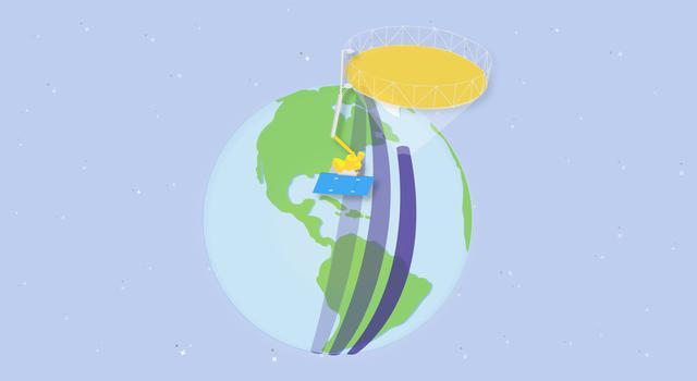 Satellite Solver - SMAP Earth satellite Pi in the Sky Pi Day Challenge