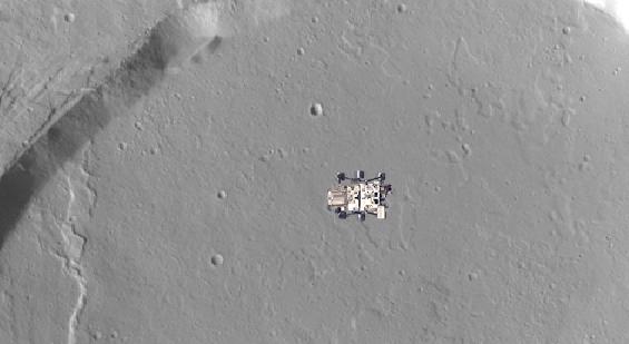 Make a Moon or Mars Rover Game Project | NASA/JPL Edu
