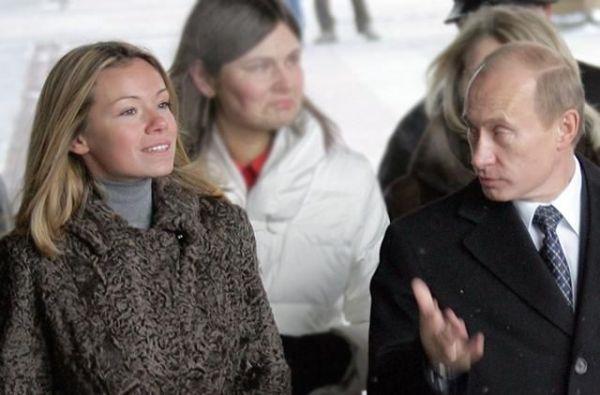 Дочь Фото Путина