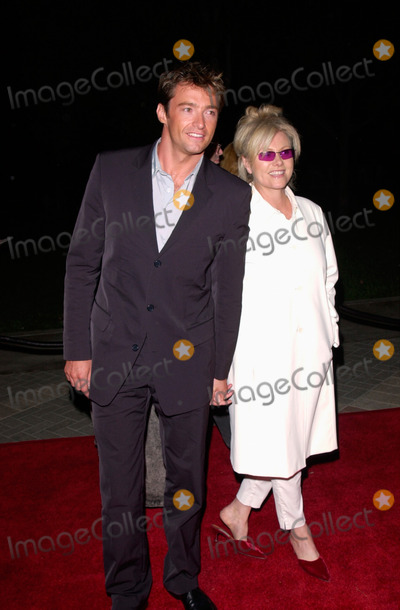 Photos and Pictures - Australian actor HUGH JACKMAN & wife ...
