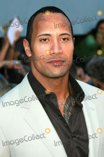 """Photos and Pictures - Dwayne """"The Rock"""" Johnson at the ..."""