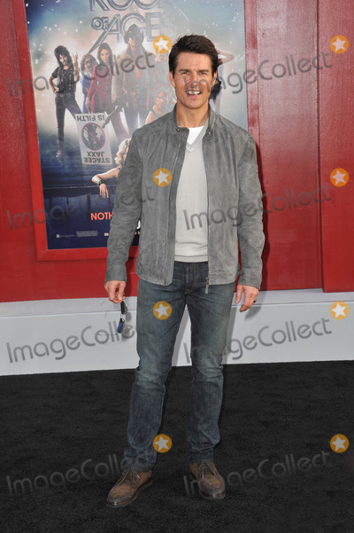 Photos and Pictures - Tom Cruise at the world premiere of ...