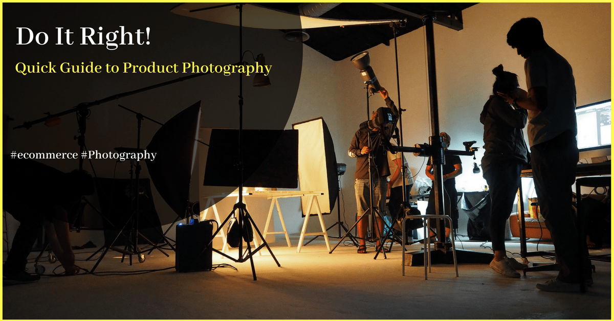 A Quick Guide to Amazon Product Photography