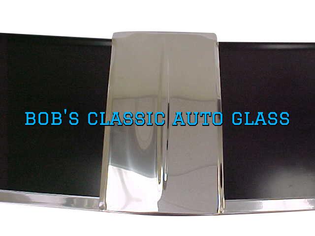 1949 1950 1951 1952 Chevrolet 1 Piece Windshield Exterior