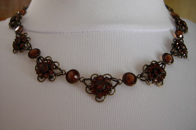 Intermixture Gorgeous Kenny MA Designs Necklace Made San