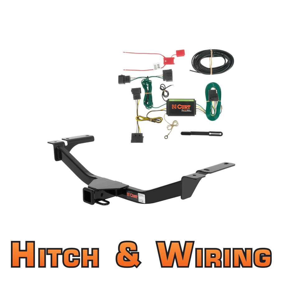 Ford Edge Hitch Kit Wiring