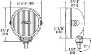 Hella Driving Light Wiring Diagram Hella H84960111 Fuse