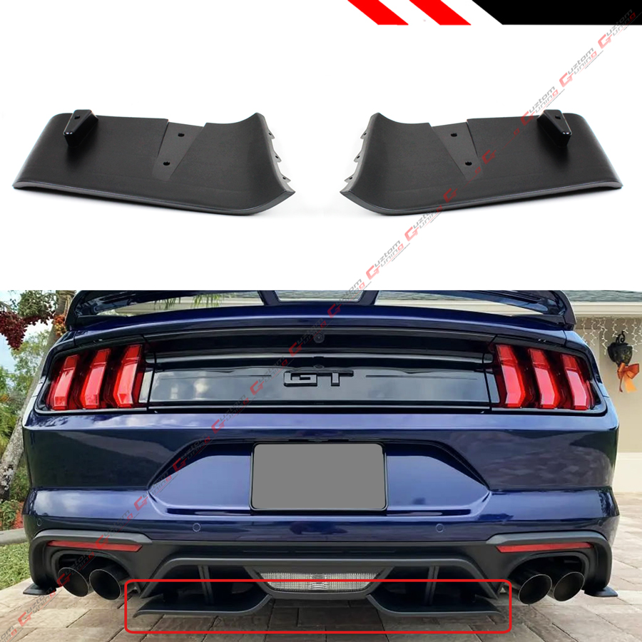 for 2018 2020 ford mustang gt r style
