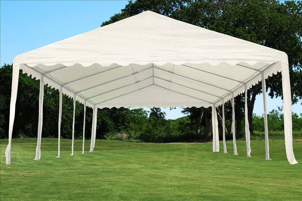 PE Party Tent 32x16 Heavy Duty Party Wedding Outdoor