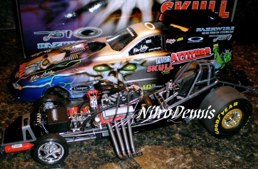 Michael ashley is founder and ceo of the u.k.'s largest sporting goods retailer sports direct. NHRA MIKE ASHLEY 1:16 Milestone Gotham City Funny Car, ernnieg