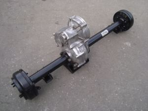 Golf Cart Rear Differential Pictures to Pin on Pinterest