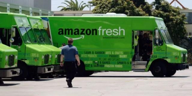 Amazon Fresh Servicio