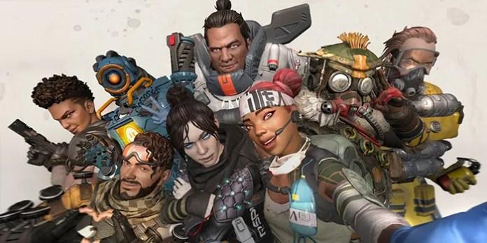 Apex Legends nuevo personaje nuevo modo de juego