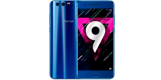 Huawei Honor nueve oferta 1 euro