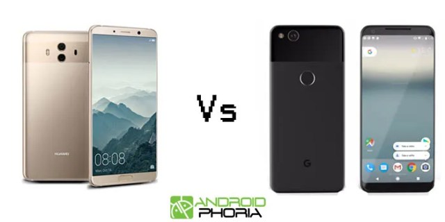 Huawei Mate 10 vs <stro data-recalc-dims=