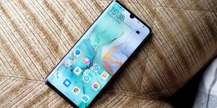 Huawei P30 Pro fondos