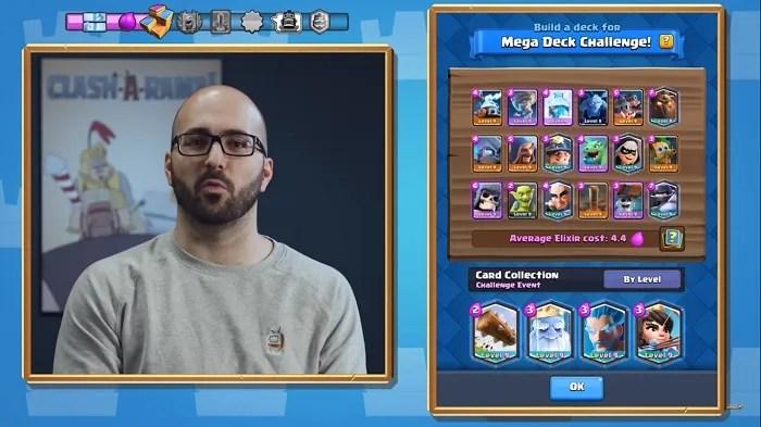 Mega Deck Clash Royale