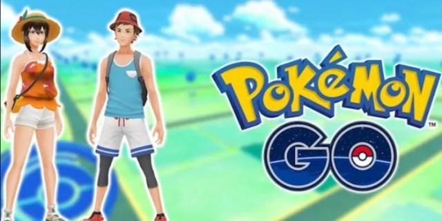 Pokemon Go elementos tropicales