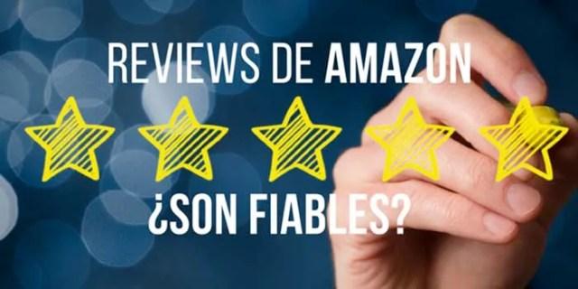 Reviews falsas Amazon