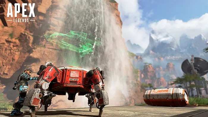 Revivir companeros Apex Legends