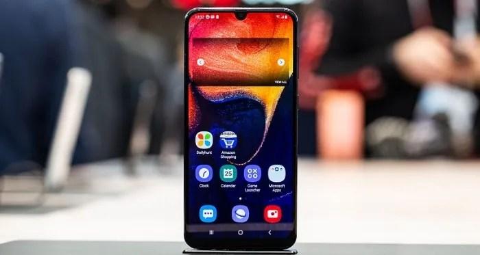 Samsung galaxy A40 especificaciones