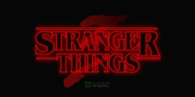 Stranger Things 3.ª temporada