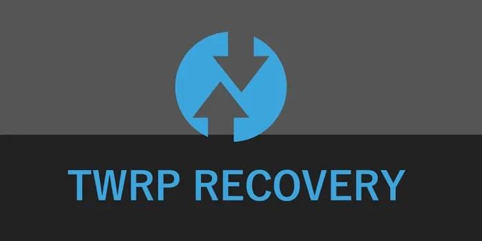 Recuperação de TWRP