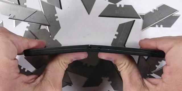 Test Resistencia Razer Phone