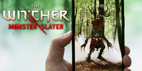 THE WITCHER: MONSTER SLAYER LLEGARÁ A LOS DISPOSITIVOS MÓVILES