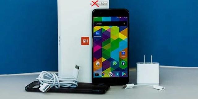 Xiaomi Mi seis cuatro GB RAM