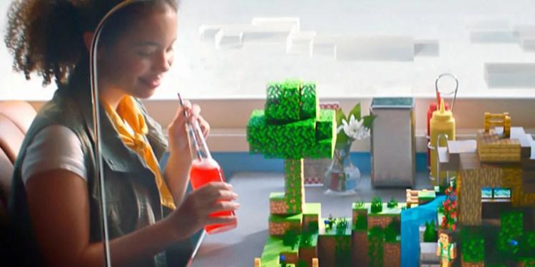 Ya disponible Minecraft Earth beta para Android