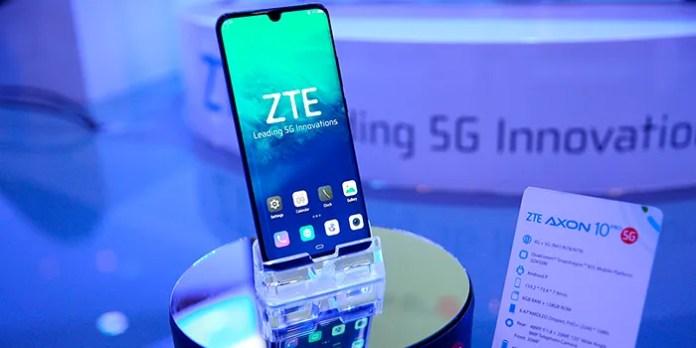 ZTE Axon 10 Pro 5G fecha de lanzamiento