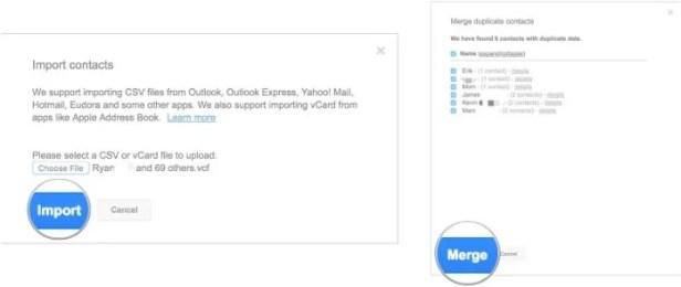 Exporte seus contatos facilmente do iphone para o android