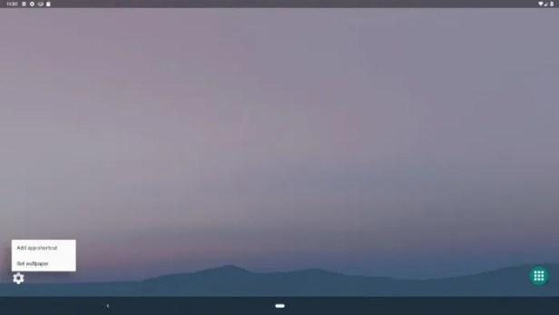 Modo escritor nativo para beta do Android Q