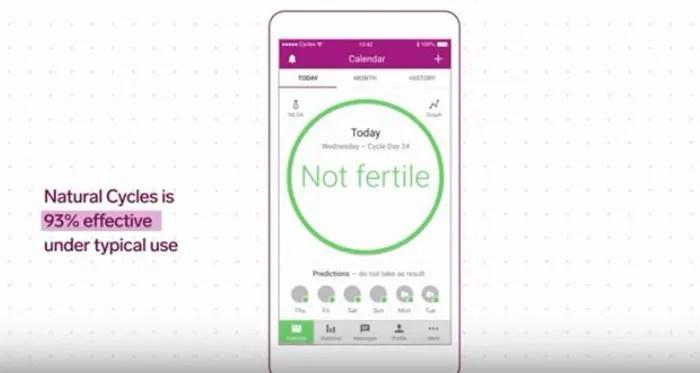ciclos naturais para prevenir gravidezes