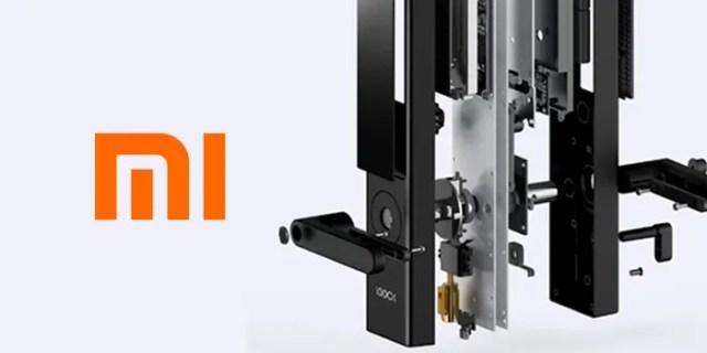 Xiaomi Fingerprint Doorlock cerradura huellas