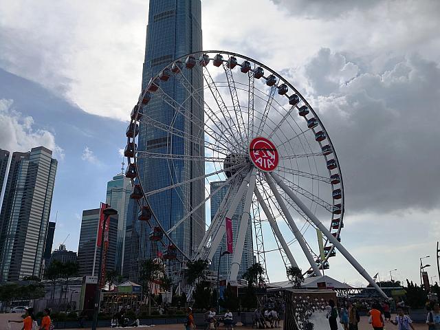 観覧車を楽しんだ後は,こちらもぜひ!   香港ナビ