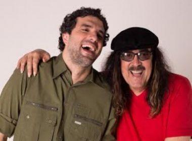 'Nossa Parceria': Moraes Moreira e Davi Moraes se apresentam no Pelourinho