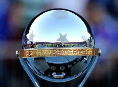 Em sorteio, Conmebol define confrontos da Copa Sul-Americana; brasileiros esperam