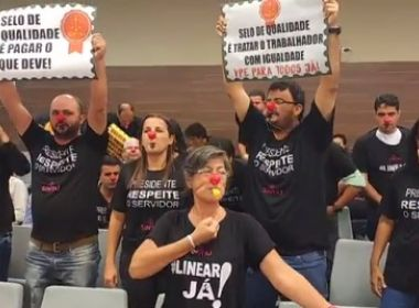 Sintaj reivindica correção do Plano de Cargos e Salários em sessão do TJ-BA