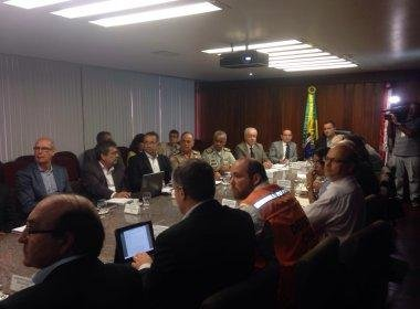 Barragem de Sobradinho 'vai ficar abaixo do nível que precisaria' em 2016, afirma Rui