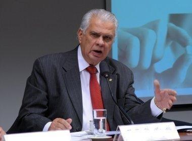 Janot pede arquivamento de pedido de investigação contra José Carlos Araújo