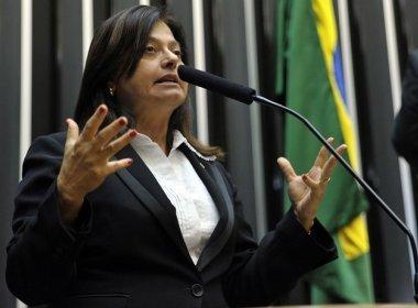 PT oficializa apoio a Alice Portugal na eleição municipal de Salvador