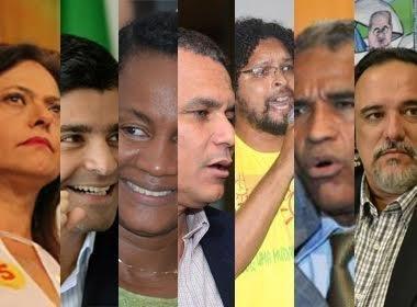 Campanha se intensifica em Salvador; confira a agenda de candidatos no fim de semana
