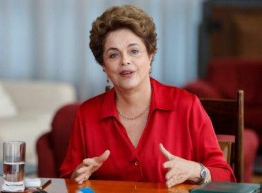 Dilma usa redes sociais para comemorar desempenho do país na Olimpíada