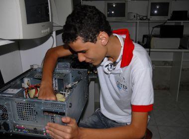 MedioTec: Governo abre inscrições para cursos técnicos em 51 municípios