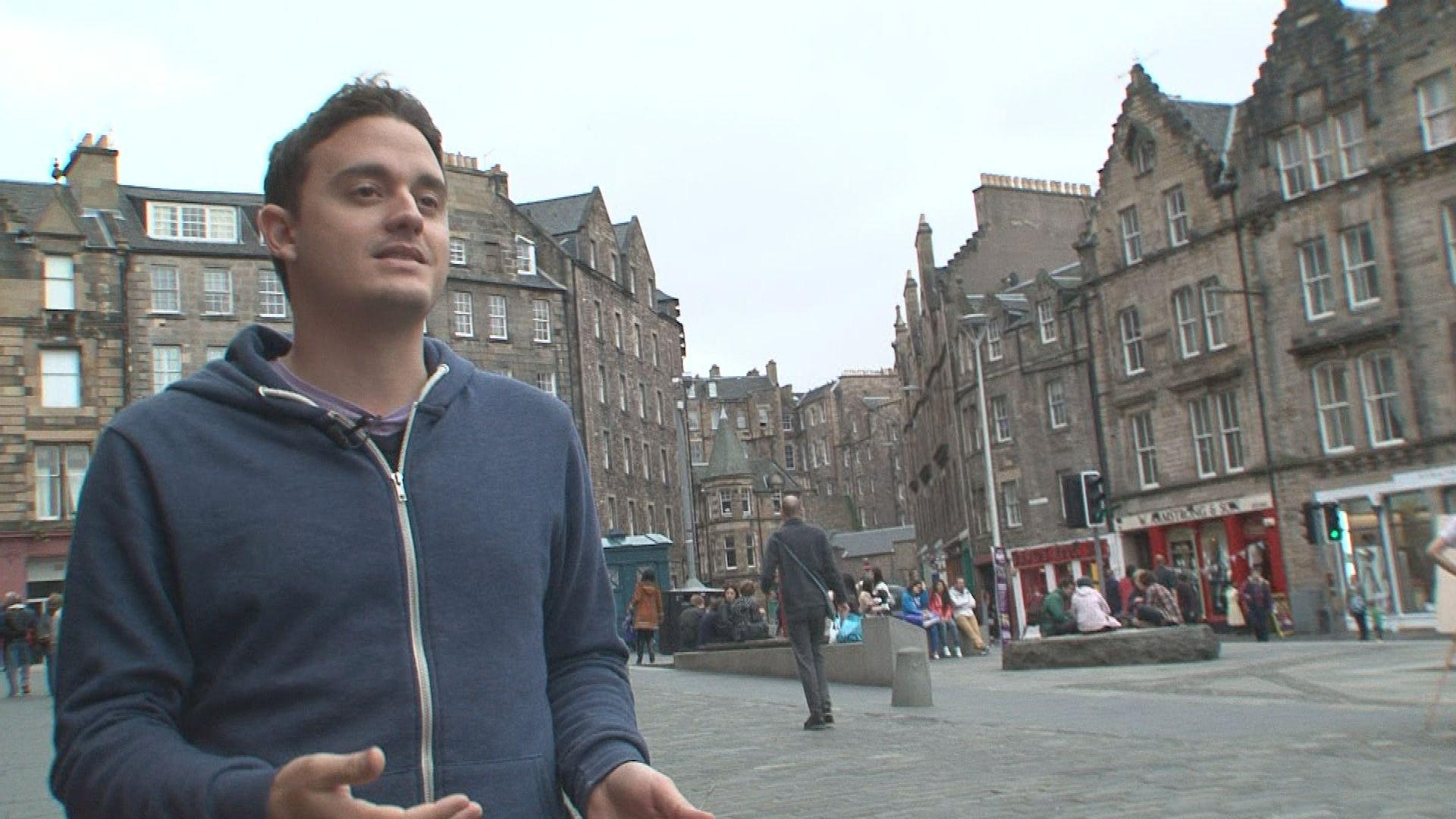 O Mundo Segundo os Brasileiros desenbarca em Edimburgo