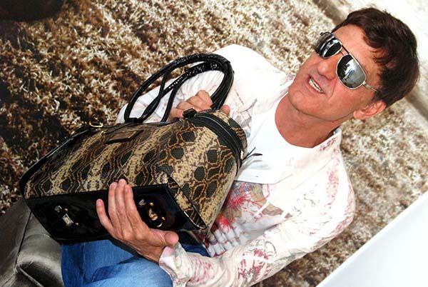 O mestre das bolsas /