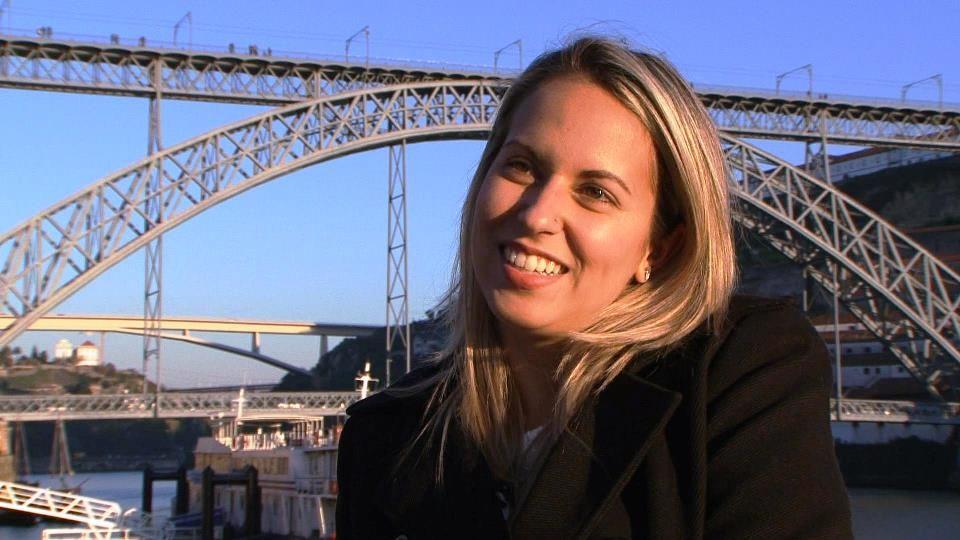 Mariana visita a Ponte D. Luís, ligação da cidade à Vila Nova de Gaia  /