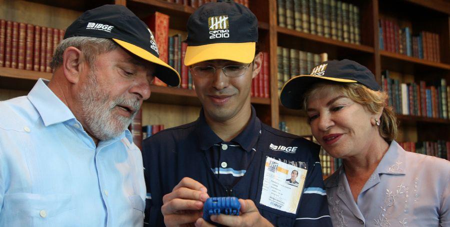 Lula e dona Marisa gastaram cerca de oito minutos para responder as questões